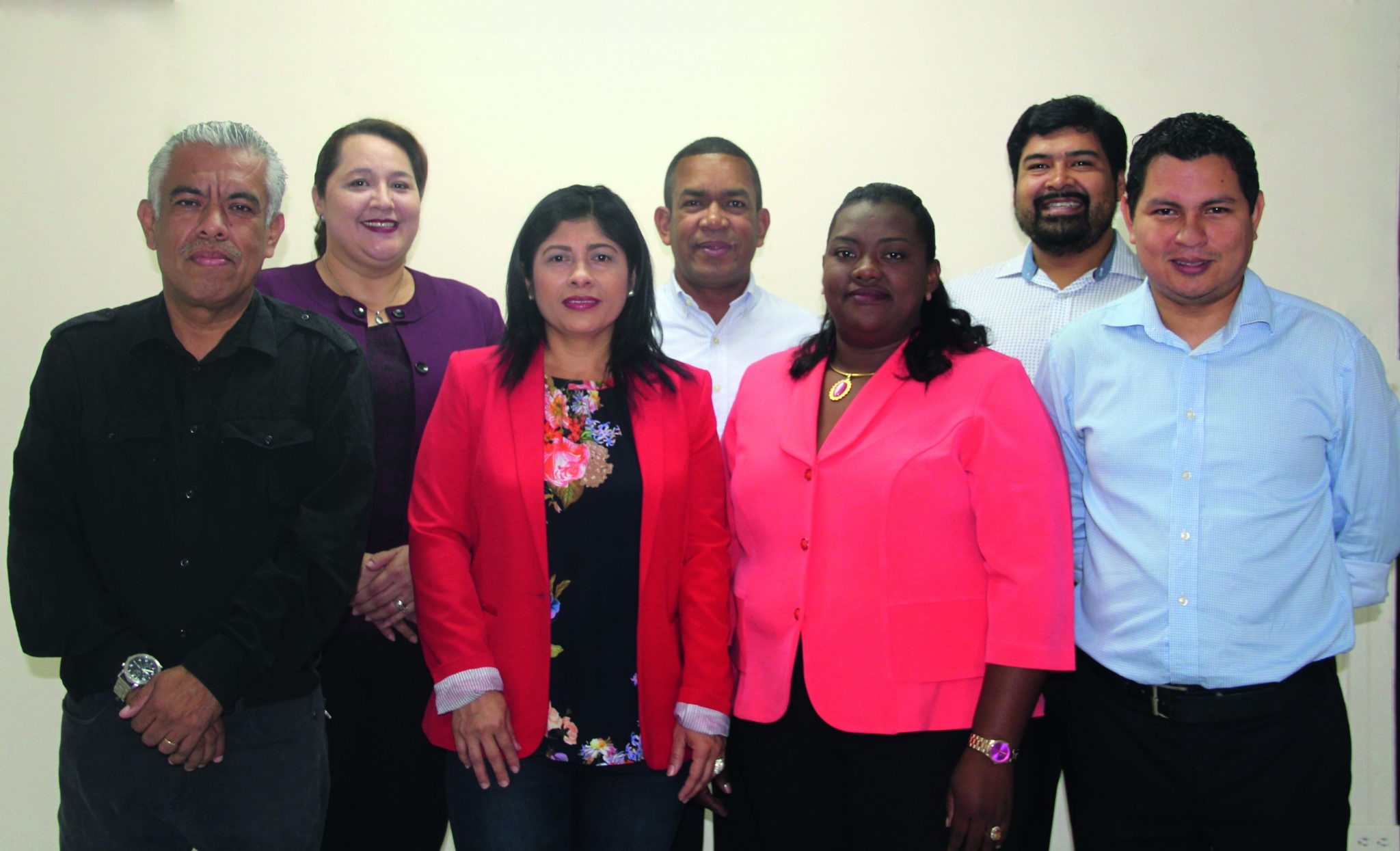 Who we are (Nicaragua Initiative Leaders)